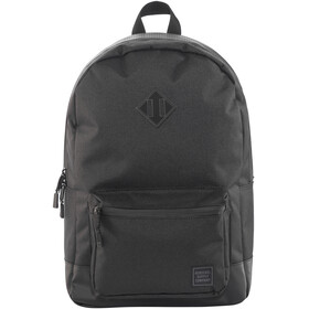 Herschel Ruskin Backpack Black/Black Rubber
